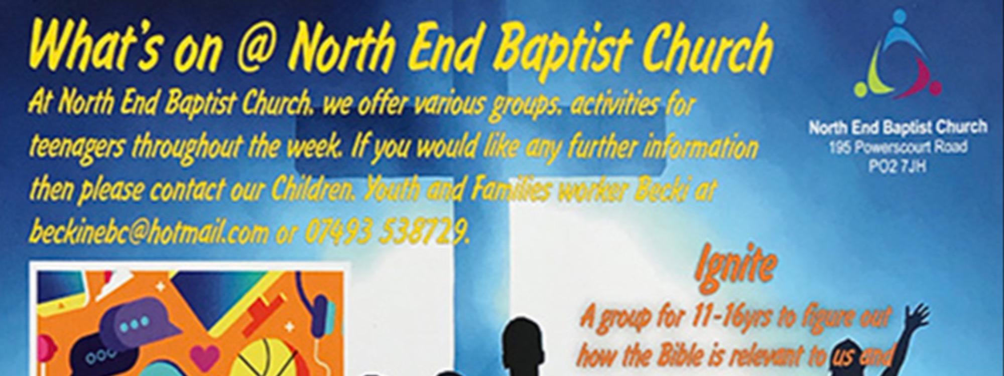 North End Baptist Church : North End Baptist