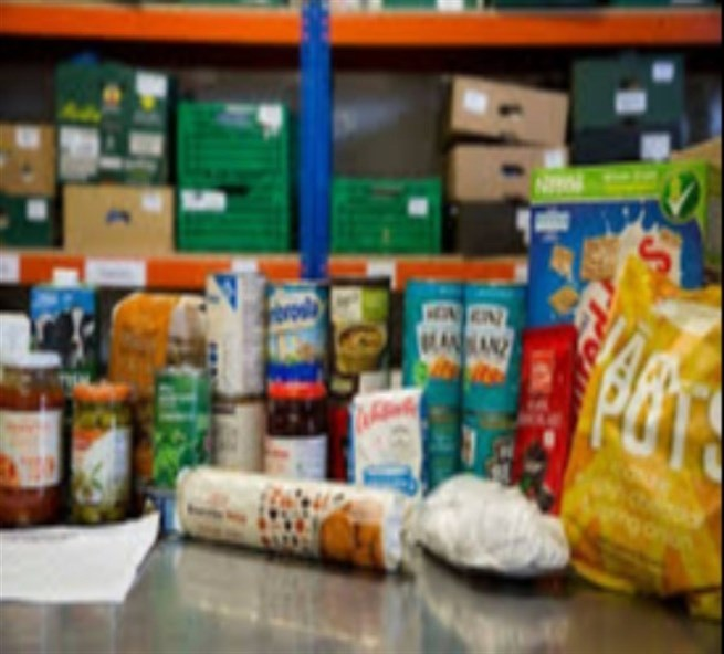 Outreach*Foodbank open Tuesday & Thursday